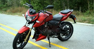 Dafra Apache RTR 200