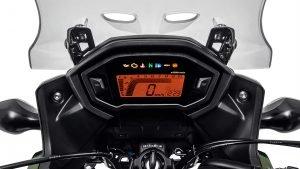 Honda cb500x 2018 painel