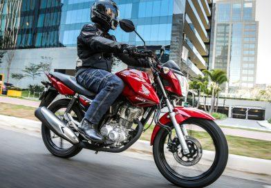 Honda convoca recall da CG 160