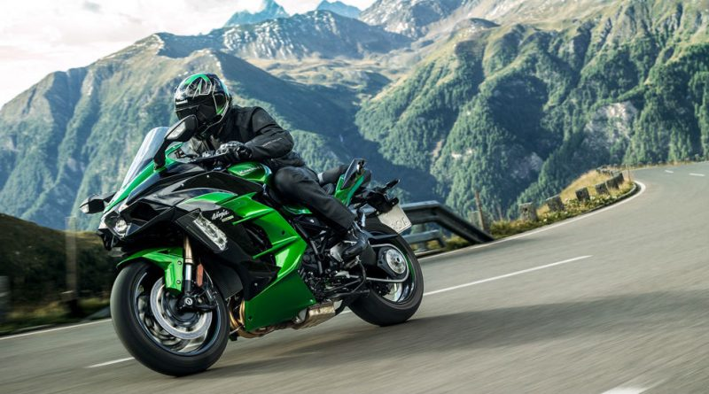 2018 Kawasaki Ninja H2 SX Announced For US Market