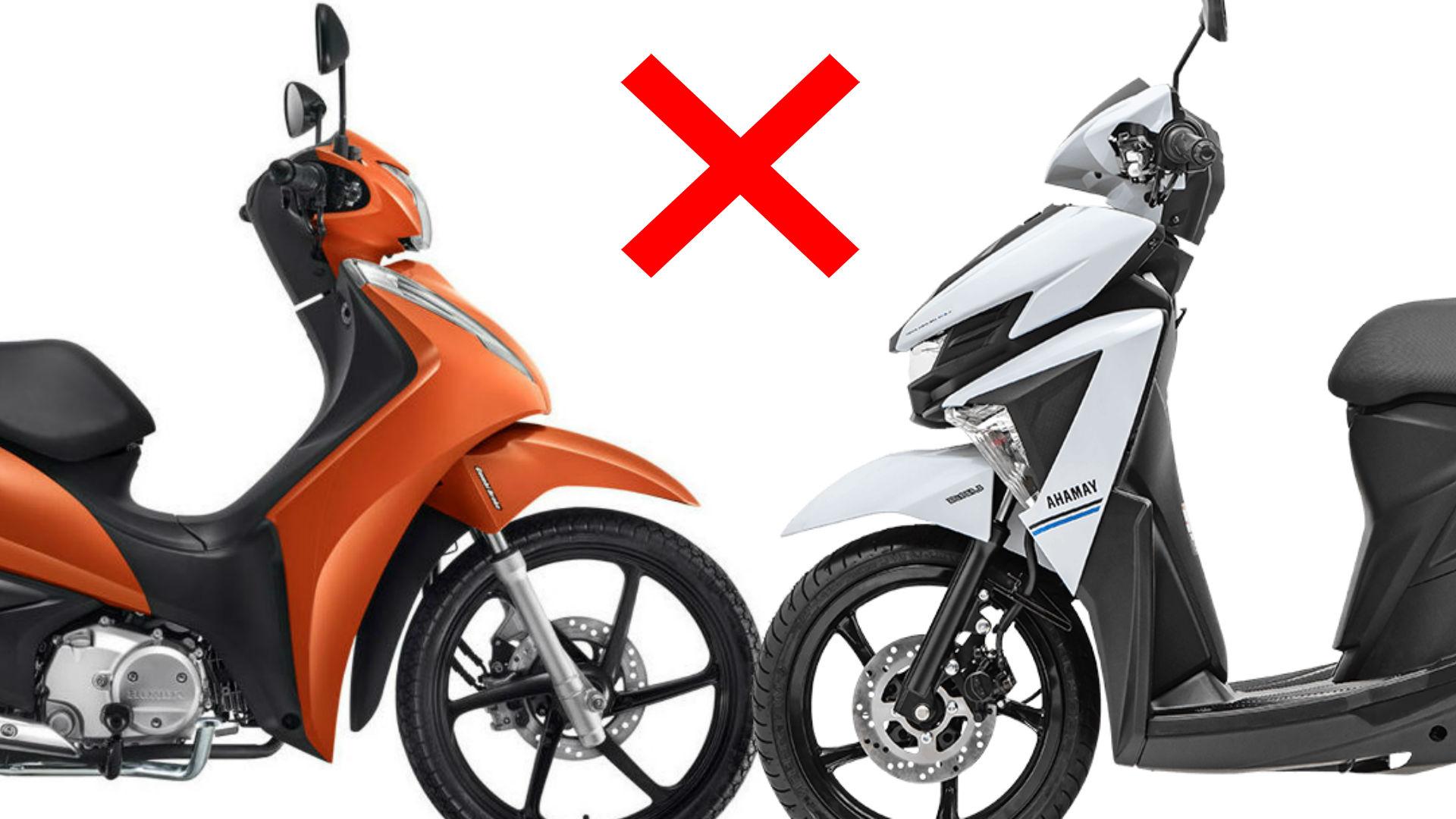 Será se agora a Honda Biz 125 2018 bate a Yamaha Neo 125? | MotoNews Brasil
