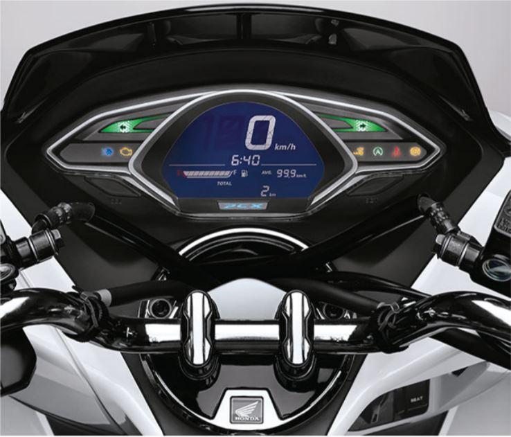 Honda Apresenta Nova Pcx Na Indon 233 Sia E Pode Chegar Ao Brasil No Final De 2018 Motonews Brasil