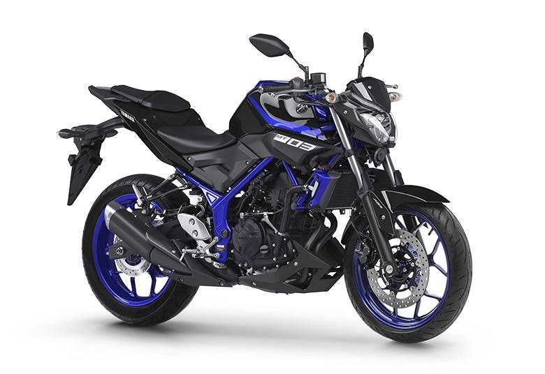 Yamaha lança MT-25: 250 cc e 35,5 cv na Indonésia por