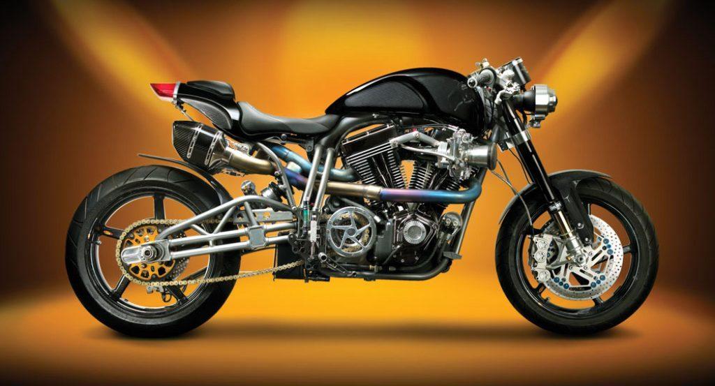 Ecosse FE Ti XX Titanium Series