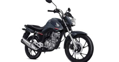 honda cg 160 fan 2019