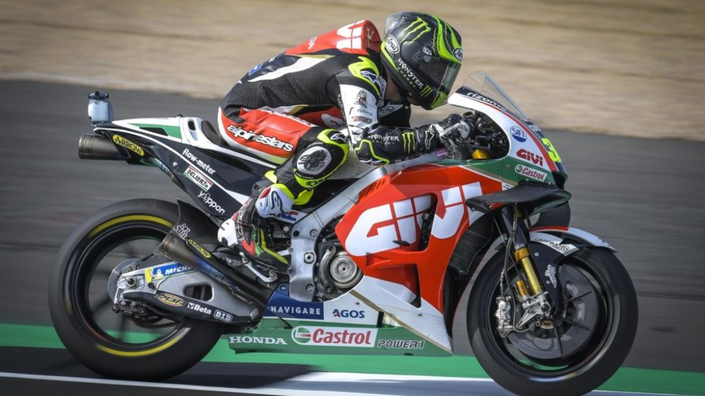 MotoGP Cal Crutchlow
