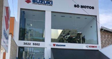 Suzuki Só Motos