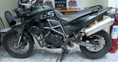 moto bmw f 800 gs