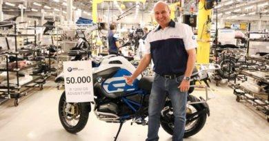 produção motos BMW