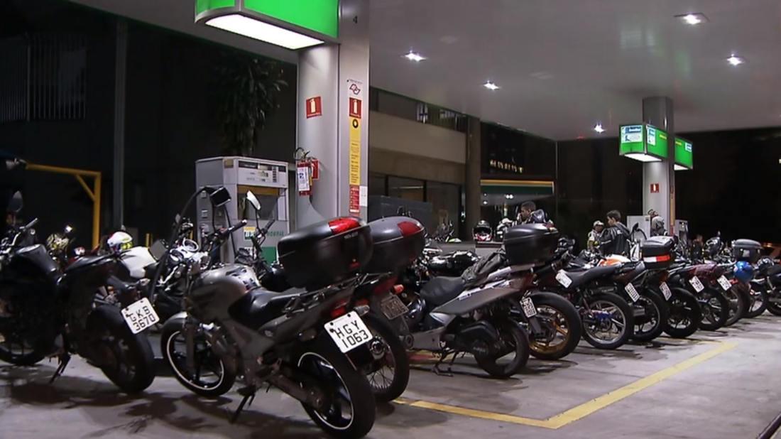 apreensão moto são paulo
