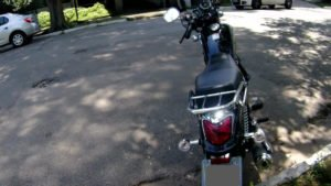 haojue chopper road 150 teste ride