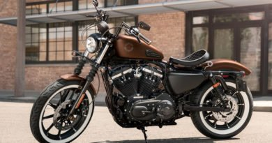 harley iron 883 customizada