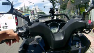 kymco downtown 300i teste ride