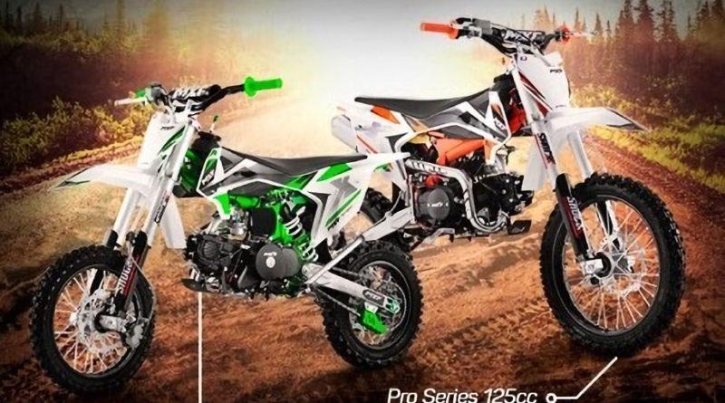 mxf minimotos 100 e 125