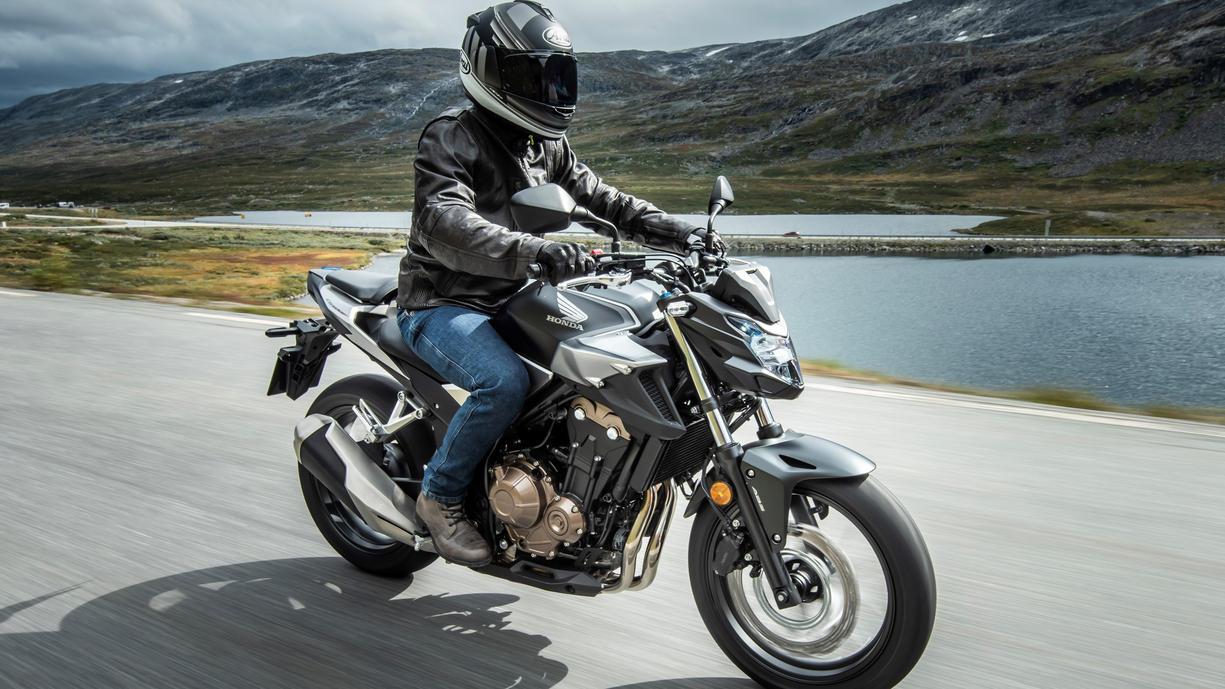 e87c0ba36d51 Nova Honda CB 500F 2020 é registrada no Brasil e pode chegar até o ...