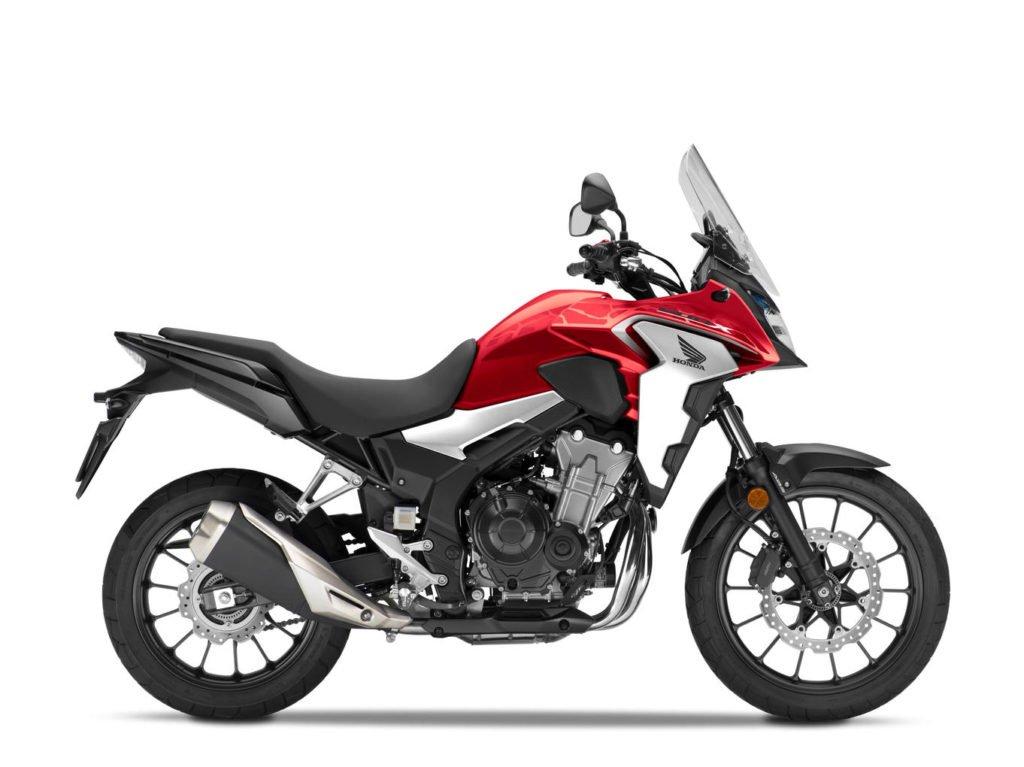 Novas Honda CB 500X e CB 500F 2020 chegam às lojas