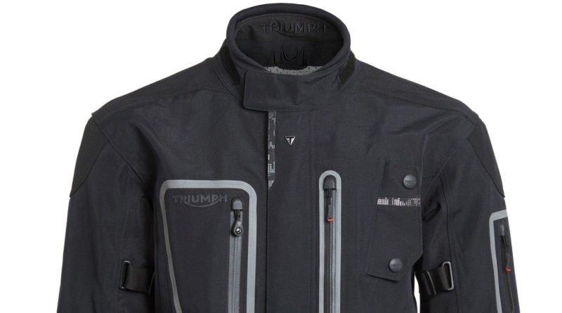 triumph jaqueta