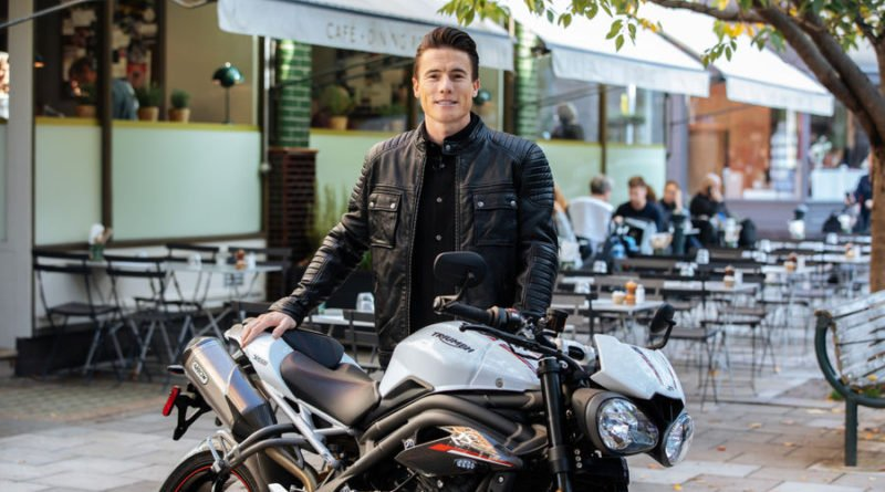 triumph james toseland