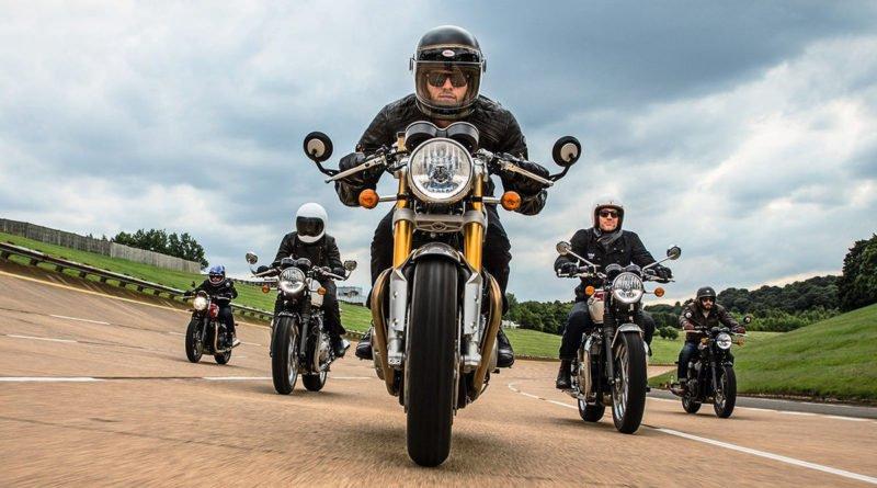 triumph motos