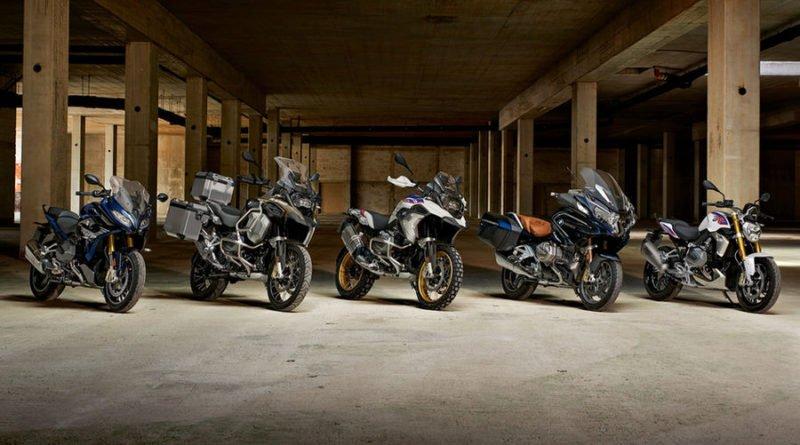 bmw motos