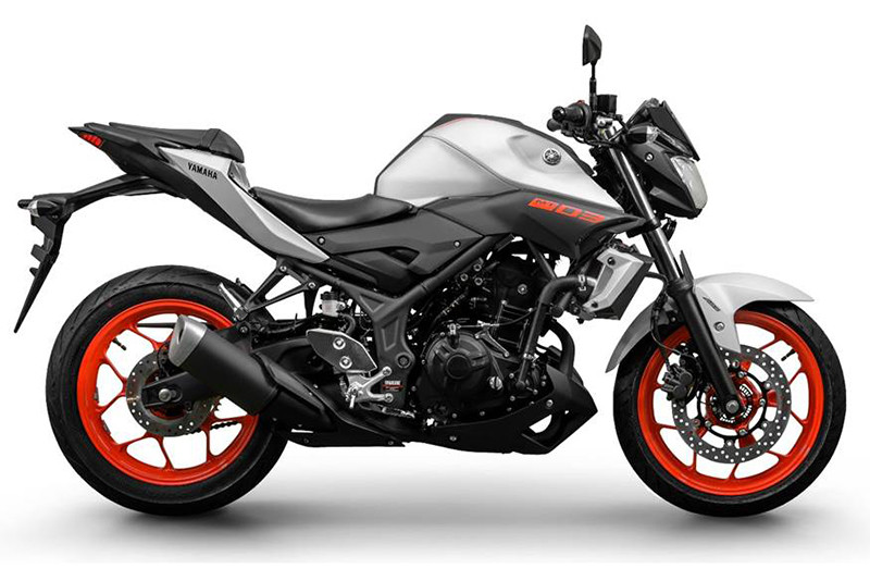 yamaha mt-03 abs 2020