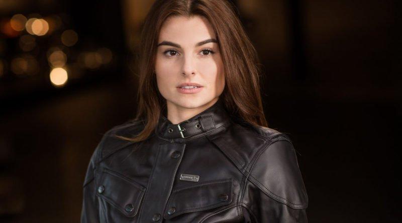jaqueta feminina triumph