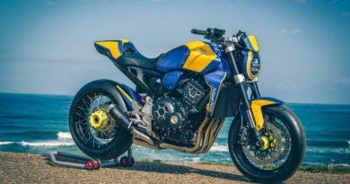"""Honda mostra 12 CB 1000R customizadas no evento """"Wheels and Waves 2019"""" na França"""