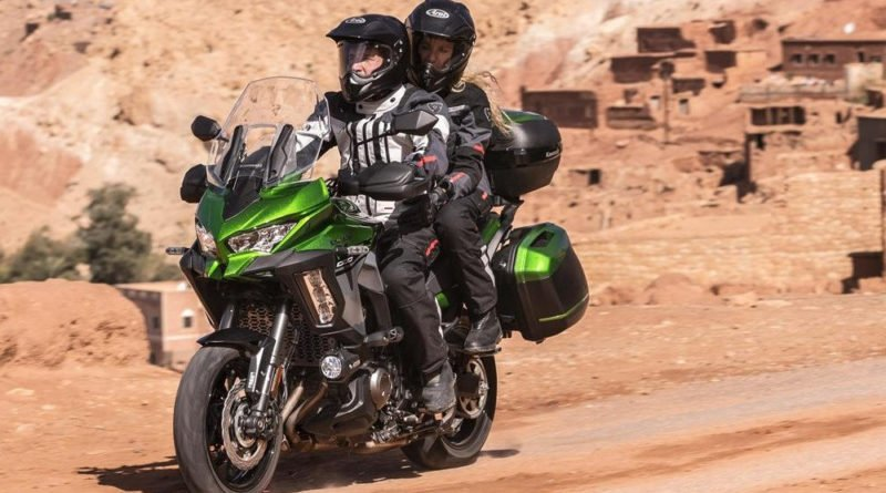 kawasaki versys 1000 2020 grand tourer