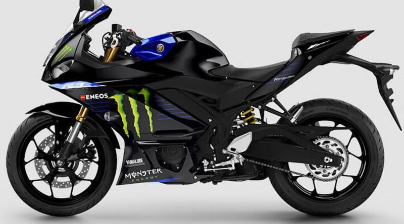 yamaha r3 monster