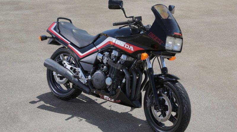 honda cbx 750f 1986