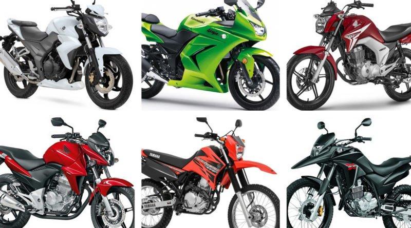 motos 8 mil em 2019