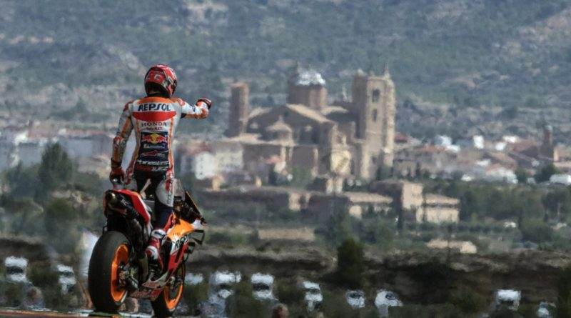 marc marquez aragão motogp
