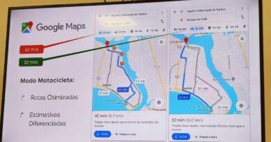 google maps motos