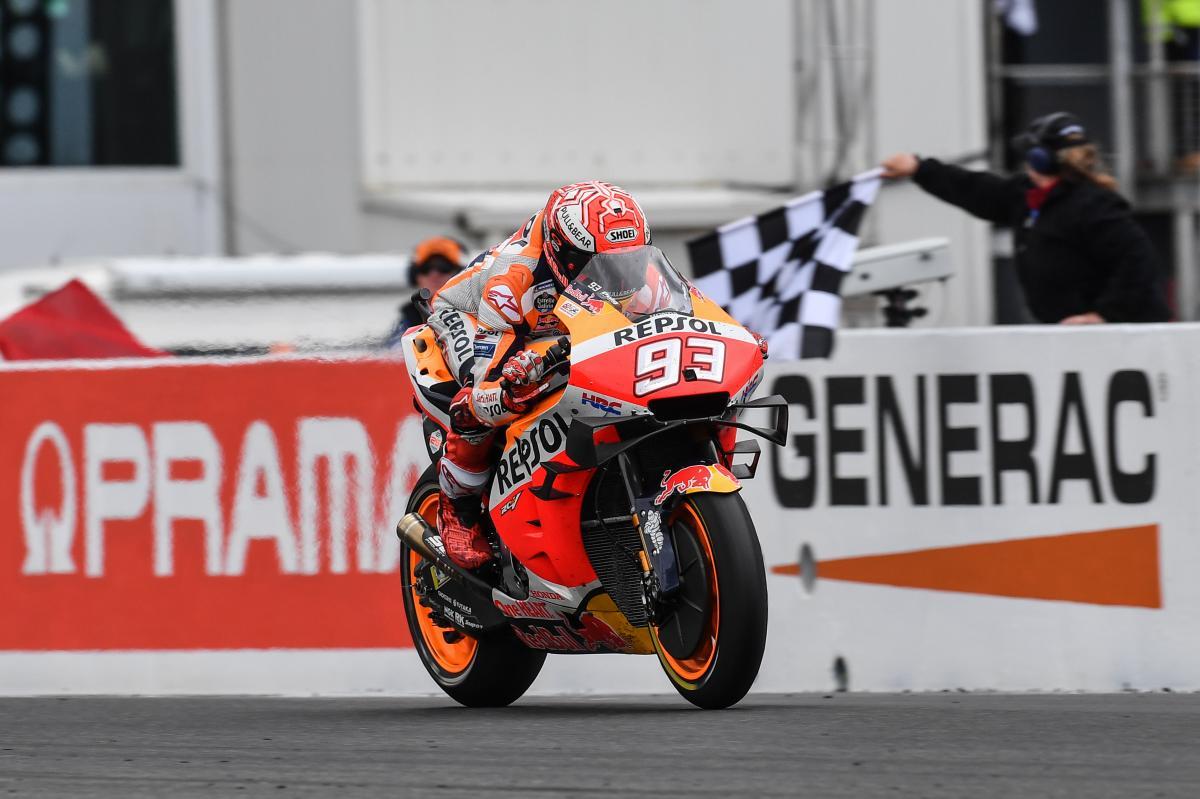 marc marquez motogp austrália