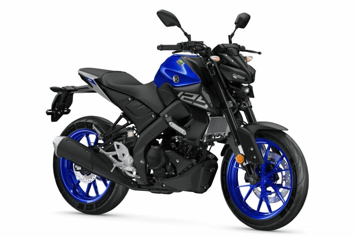yamaha mt-125 2020 azul