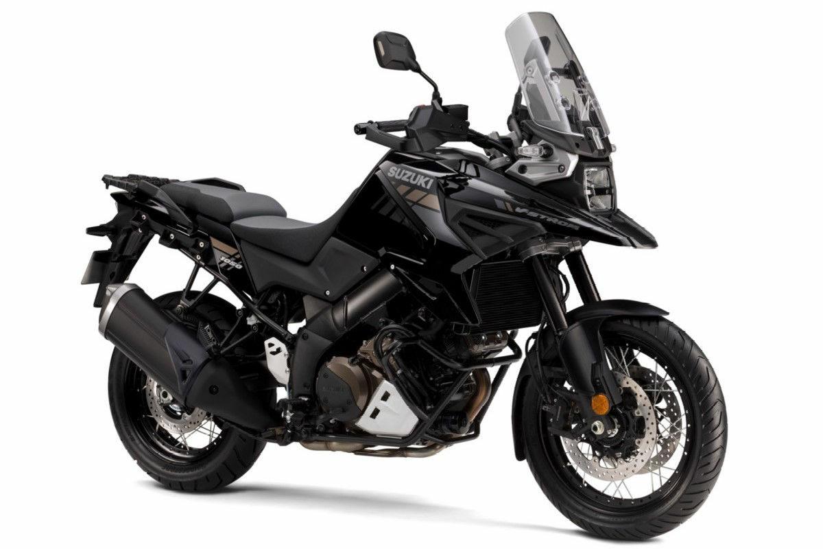 Suzuki lança nova V-Strom 1050 com novo design e mais
