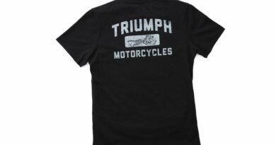 triumph tiger 110 camiseta