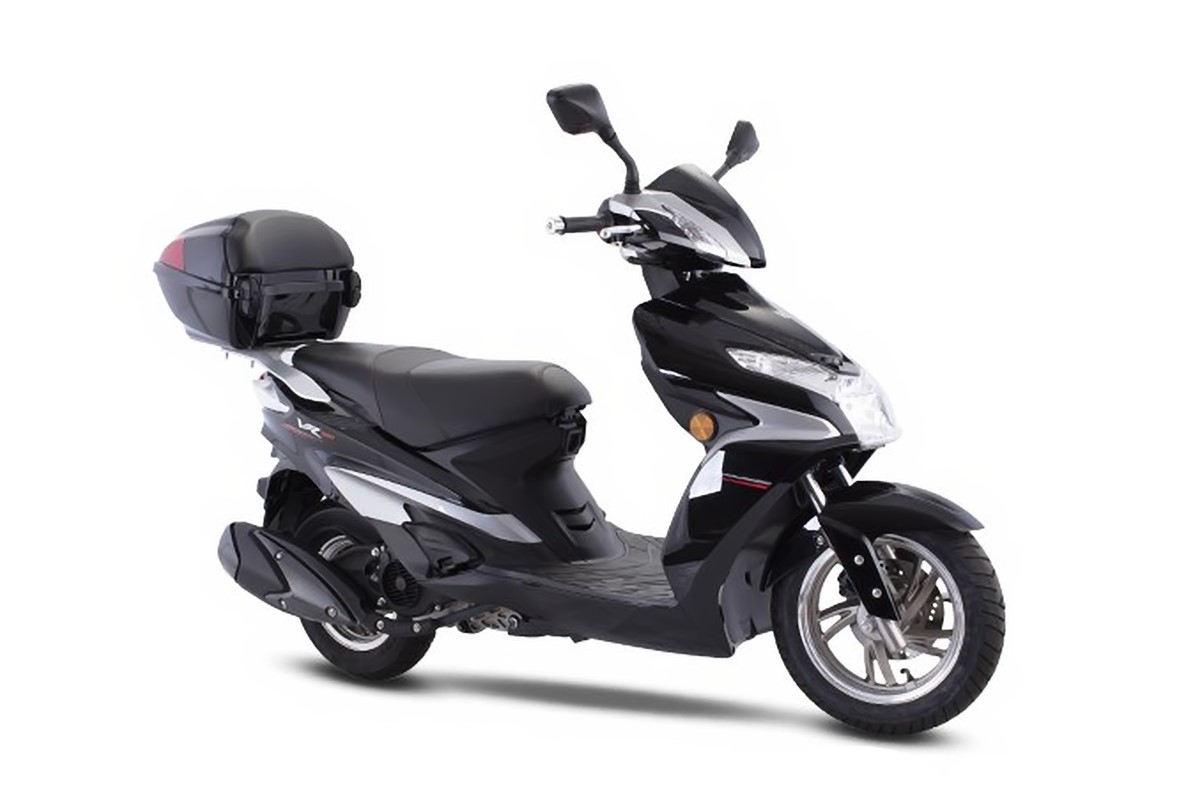 Haojue Lanca Scooter Vr 150 Fi 2020 Por R 9 740 Motonews Brasil