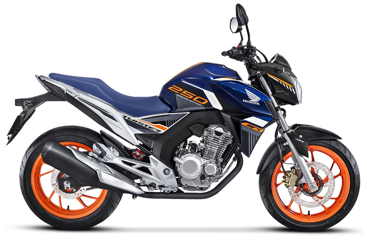 Honda CB Twister 250 Launched in Brazil; India Launch Not