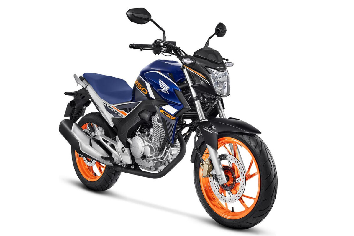 BR Moto :: Motos :: Naked :: CB 250F Twister ABS 2021