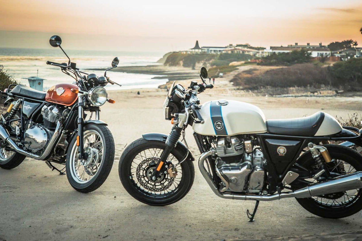 royal enfield continental gt 650 e interceptor 650