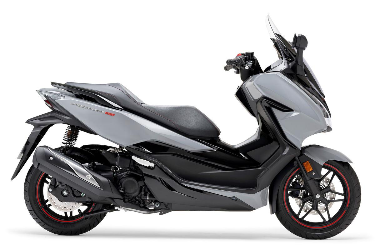 honda forza 300 2020 limited edition
