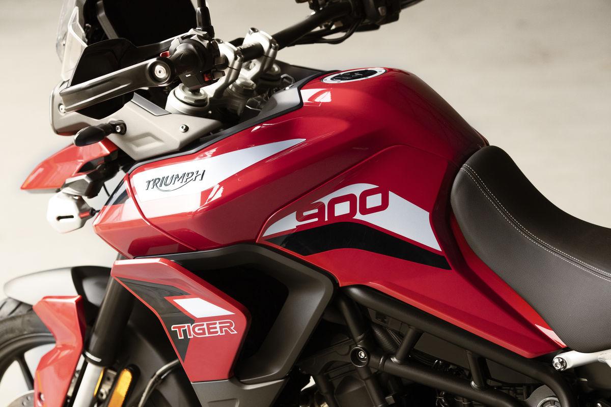 Tiger 900 GT Pro 2021