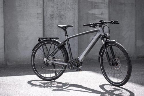bicicleta elétrica triumph trekker gt