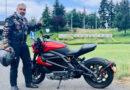 Harley-Davidson elétrica LiveWire cruza Estados Unidos em viagem