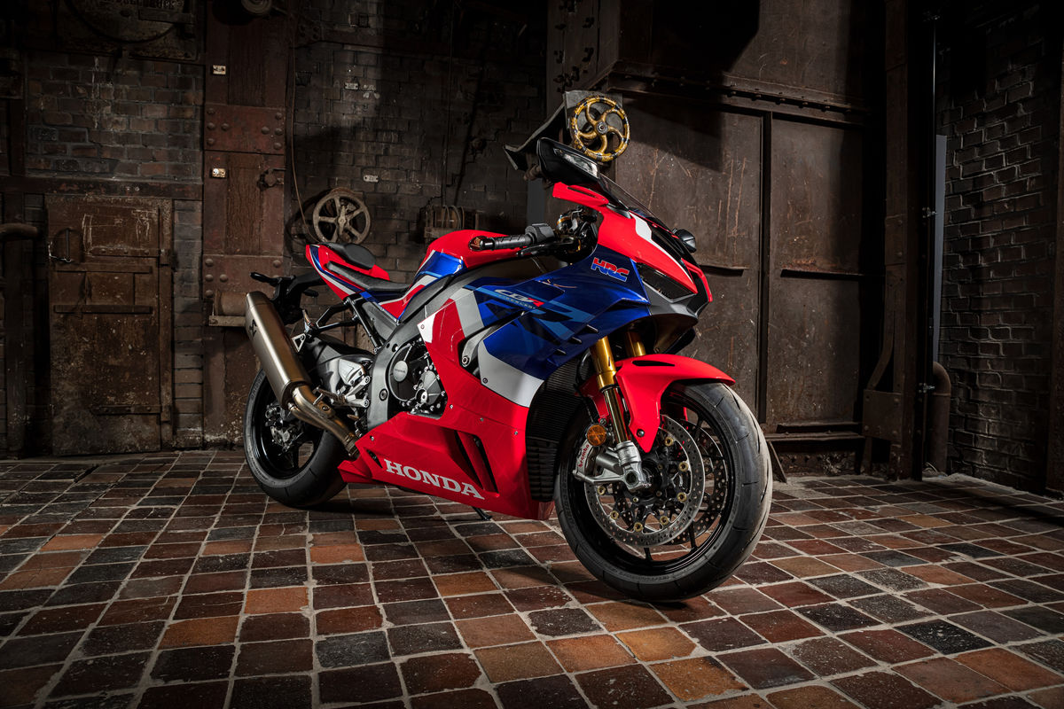 honda cbr 1000rr-r fireblade red dot design