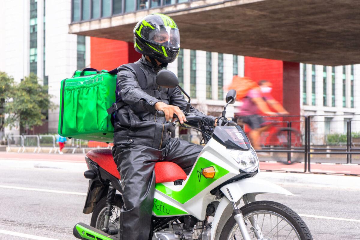 mottu aluguel de motos