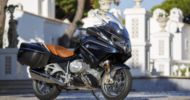 bmw r 1250 rt azul