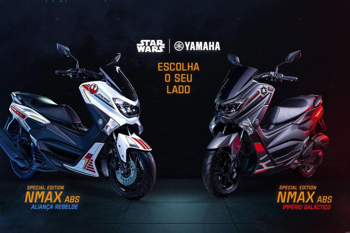 nmax 160 star wars