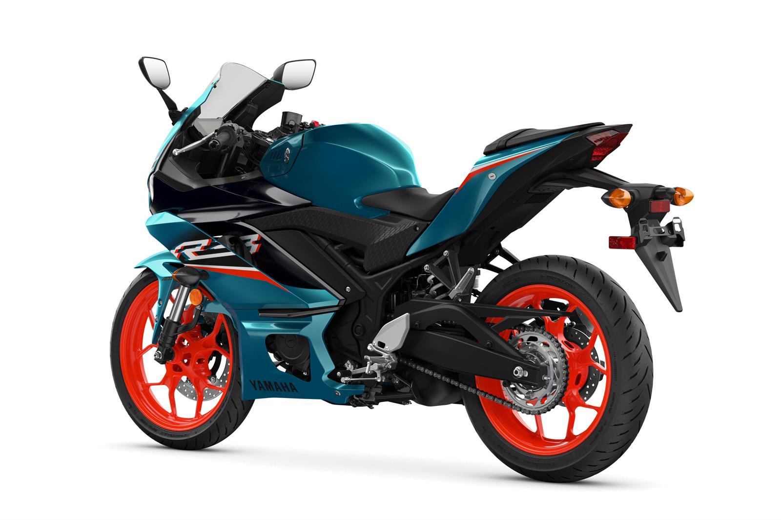 Yamaha YZF-R3 ABS 2021 ganha nova cor 'exótica' nos EUA ...